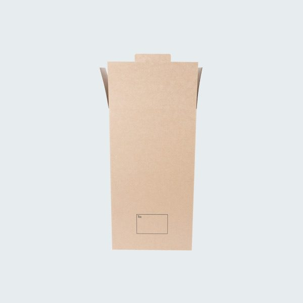 Post Me Pack - Double Front View