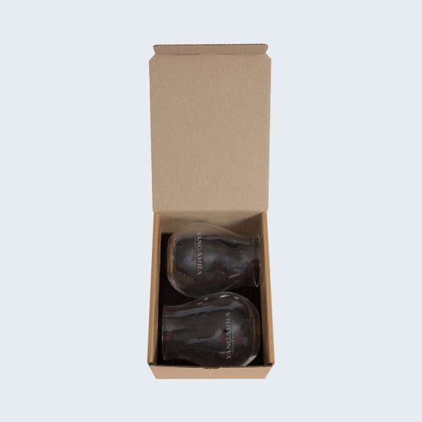Yangarra double glass gift box