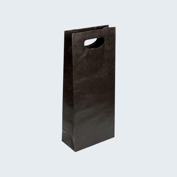 Double black gift bag